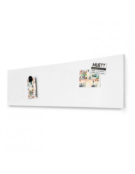 pizarra magnetica para marcador e imanes diseño Muett