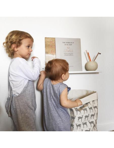 estante niños para cuadros diseño Muett