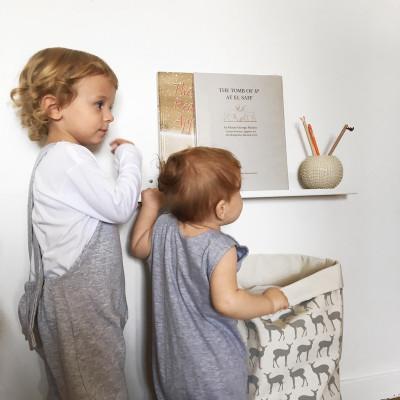estante para niños diseño muett