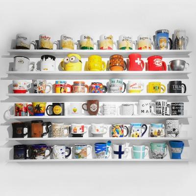 estante de diseño coleccionistas Muett