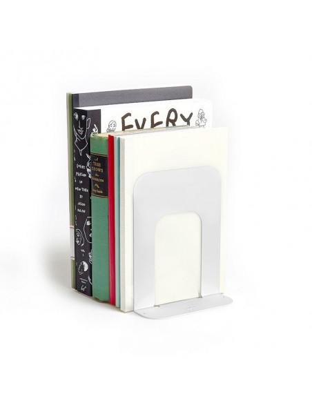 soporte tope para libros diseño muett
