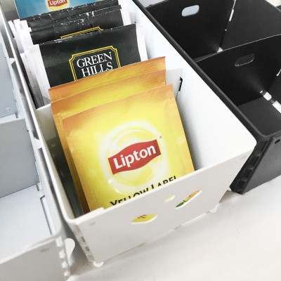 canasto caja para te diseño Muett
