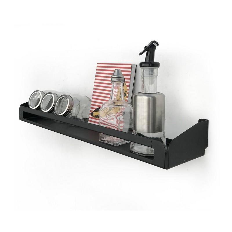 estante de chapa repisa especiero toallero diseño Muett estanteria cocina baño