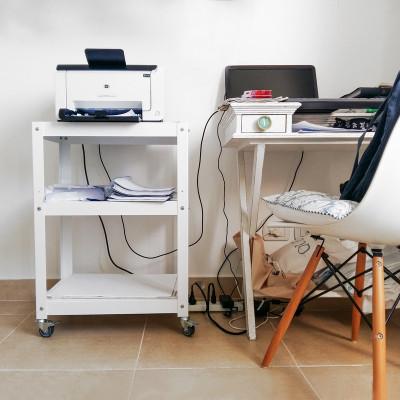 mesa auxiliar impresora de diseño Muett