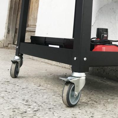muebles con ruedas Muett diseño