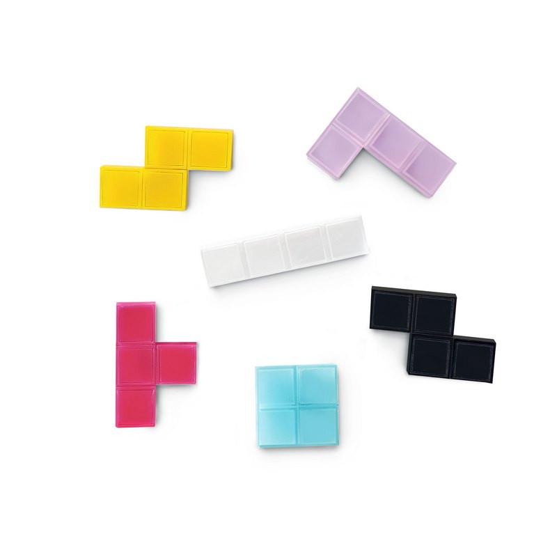 iman de diseño tetris Muett juego originales 90s retro vintage magnetico originales juego industria argentina