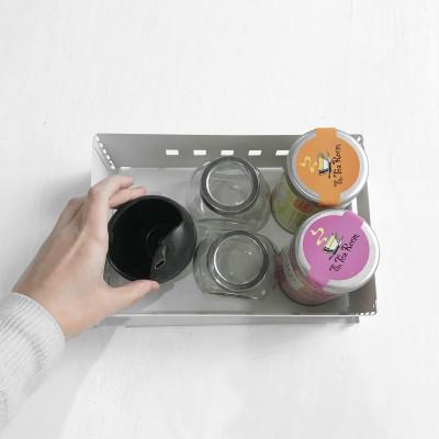caja de diseño para organizar alacena diseño Muett