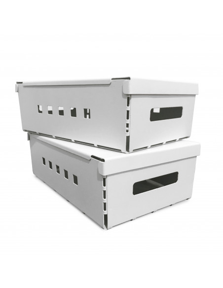 caja contenedor organizador de diseño Muett industria argentina