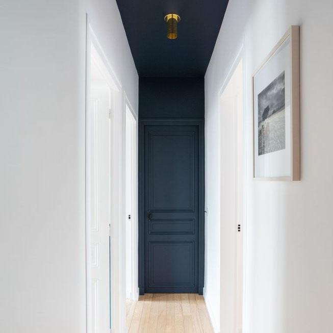 paredes con acentos Muett diseño
