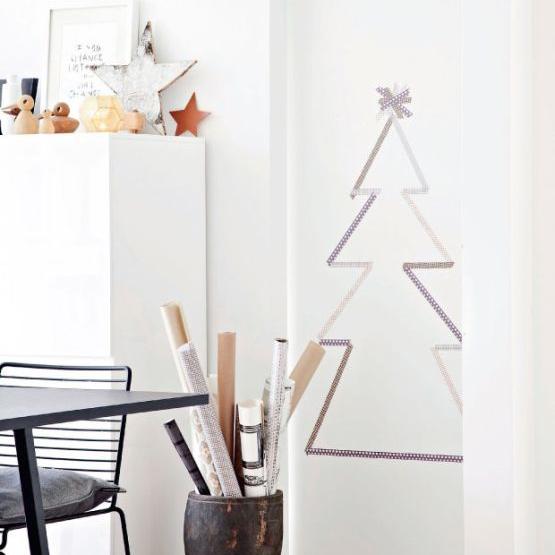 arbol de navidad facil de hacer